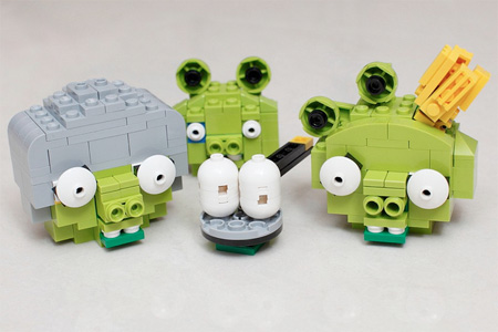 LEGO Bad Piggies