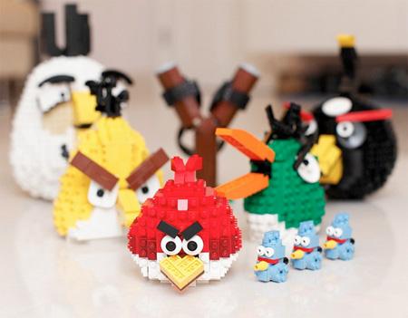 LEGO Angry Birds by Chiukeun