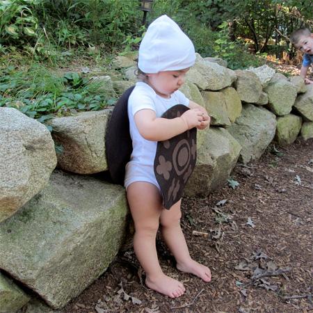 Oreo Cookie Baby Costume