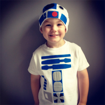 Star Wars R2-D2 Halloween Costume