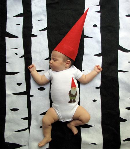 Garden Gnome Baby Costume