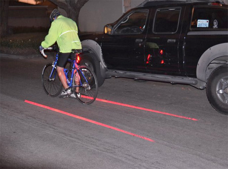 XFIRE Bicycle Lane