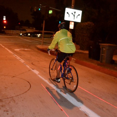XFIRE Bike Lane Light