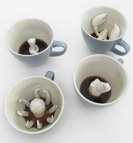 Yumi Yumi Creature Cups