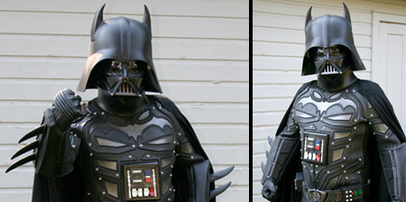 Darth Knight Costume