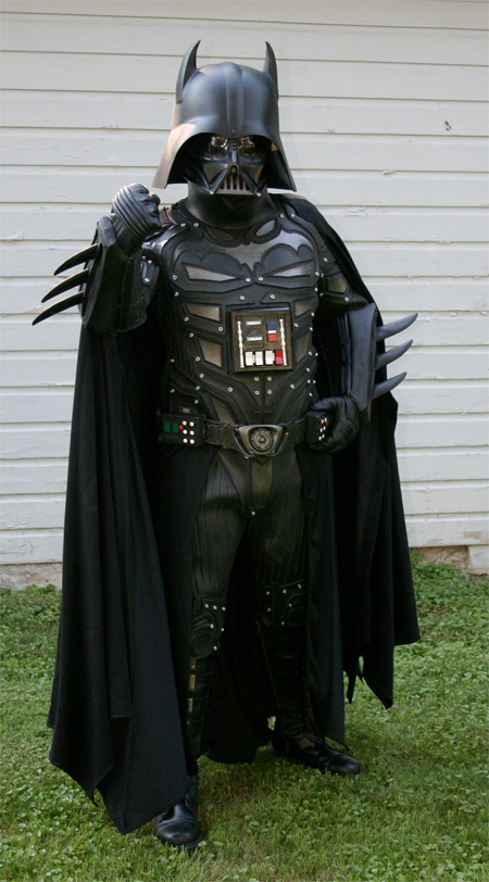 The Darth Knight Costume