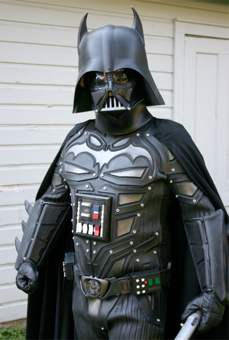 The Darth Knight Costume by Malmey Studios