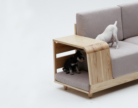 Doghouse Sofa