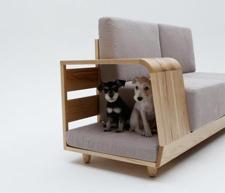 Dog Sofa by Seungji Mun