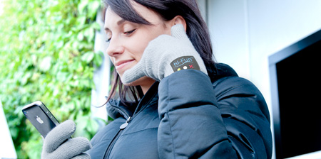 Bluetooth Talking Glove