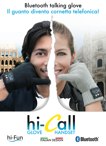 hi-Call Talking Glove