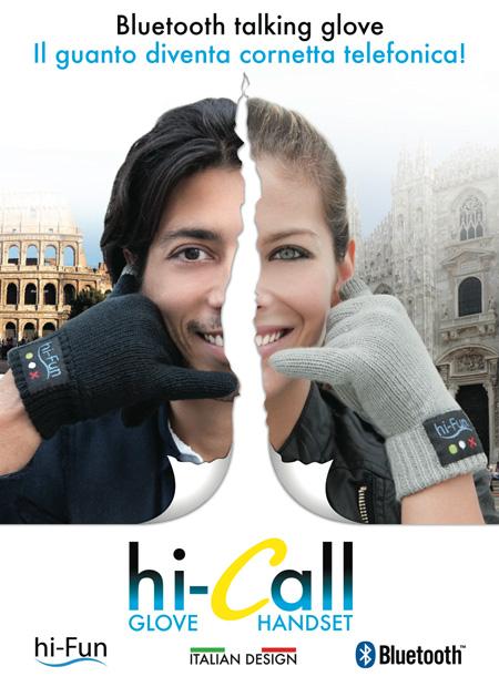 hi-Call Talking Glove