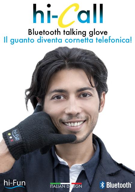 hi-Call Bluetooth Glove