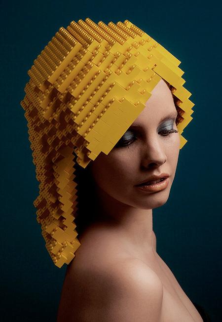 LEGO Wig