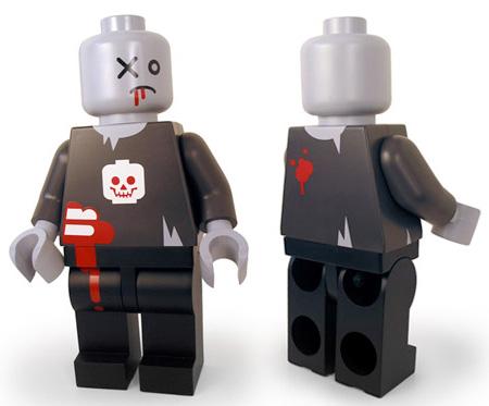 LEGO Zombie Minifigures