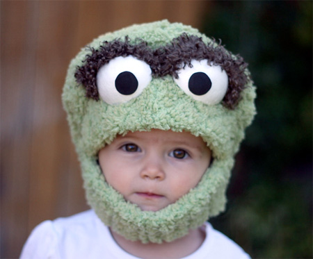 Muppet Inspired Masks and Hats