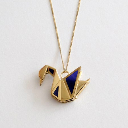 Origami Inspired Jewelry