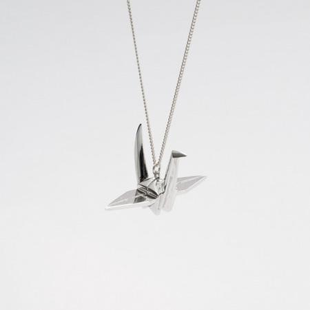 Origami Bird Jewelry