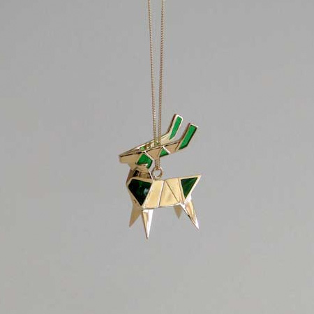 Origami Animals Jewellery