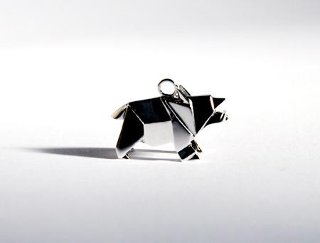 Paper Origami Jewellery