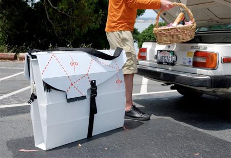 Oru Folding Origami Kayak