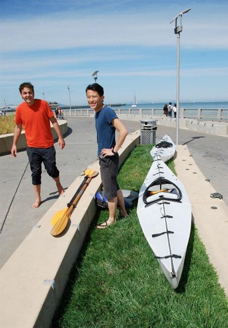 Innovative Kayak
