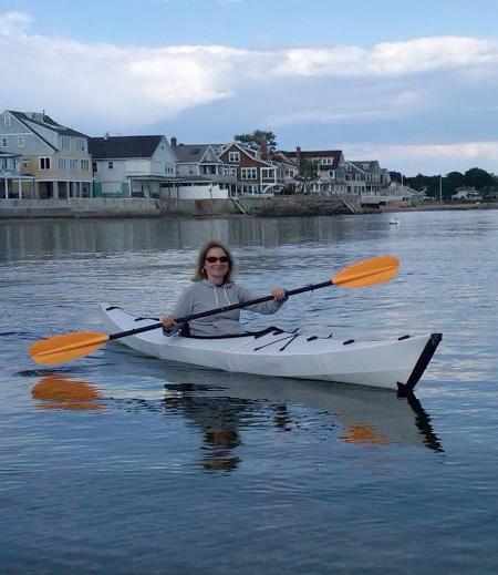 Compact Kayak
