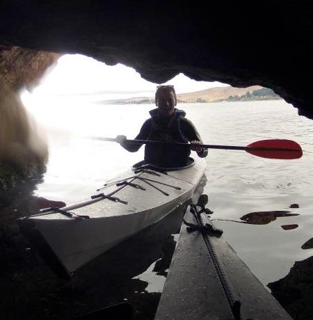 Cool Kayak