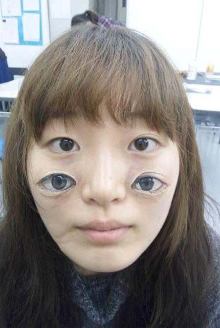 Japanese Body Painting