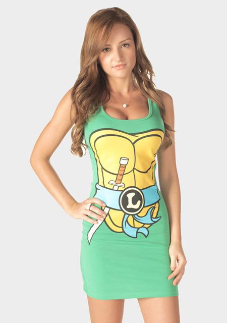 TMNT Dresses