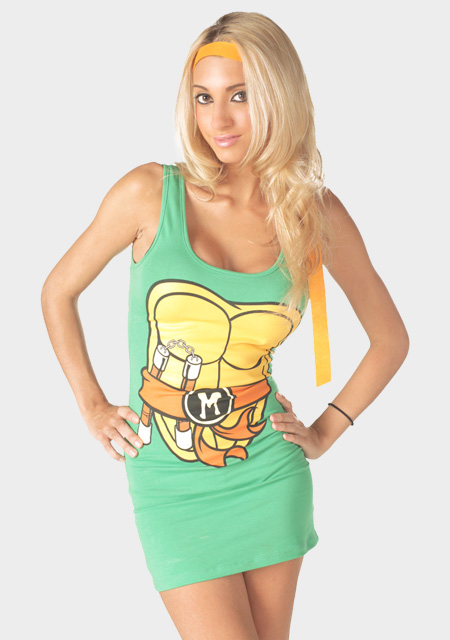 Ninja Turtles Dress