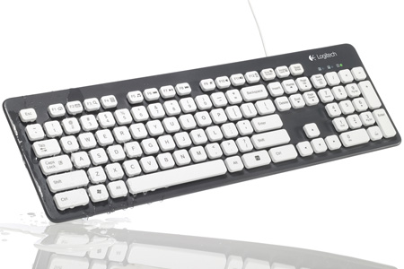 Washable Computer Keyboard