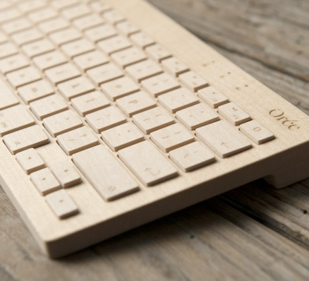 Wooden Keyboards