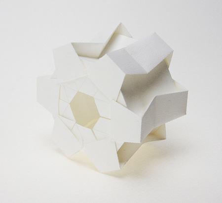 3D Paper Origami