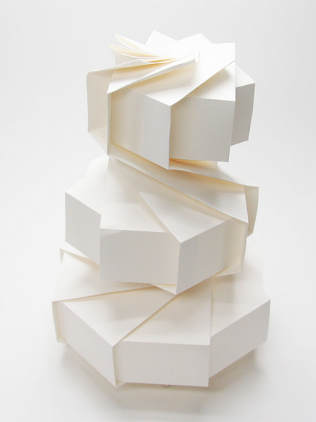 Paper Art by Jun Mitani