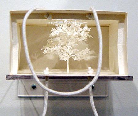 Paper Bag Tree by Yuken Teruya