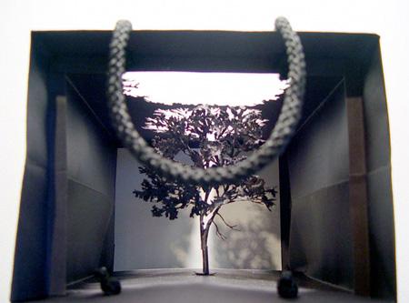 Paper Tree by Yuken Teruya