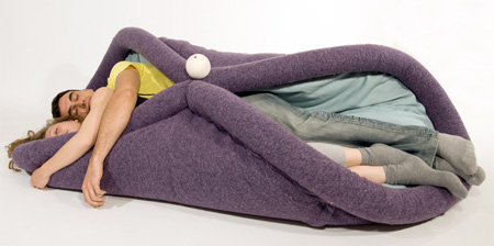 Burrito Sleeping Bag