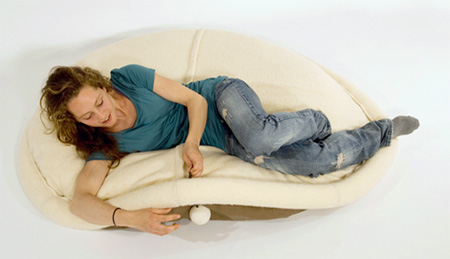 Burrito Cushion