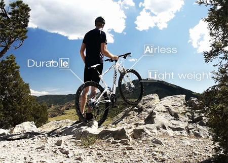 Airless Bike Tires