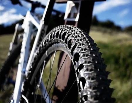 Airless Bike Tire