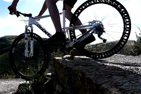ERW Airless Bicycle Tires