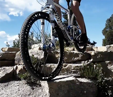 ERW Airless Bicycle Tire