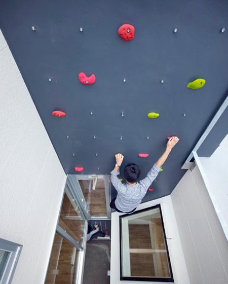 Rock Climbing House