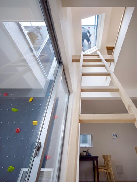 Rock Climbing Apartment
