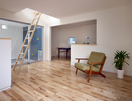 Apartment for Rock Climbers