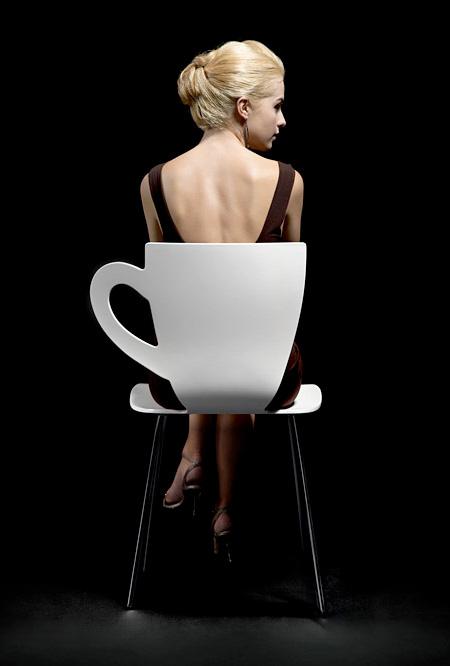 Coffee Mug Chair