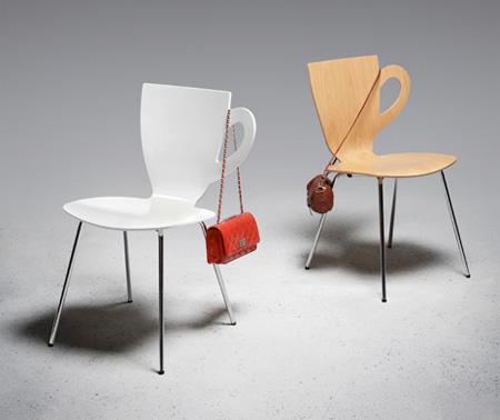 Coffee Chair by Sunhan Kwon