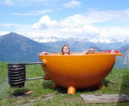 Portable HotTub