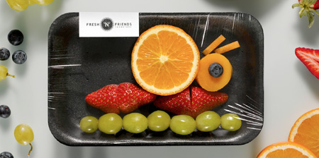 Creative Fruit Packaging